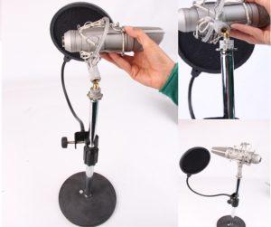 """Mikrofongewinde und Stativgewinde reparieren mit BSW 3/8"""""""